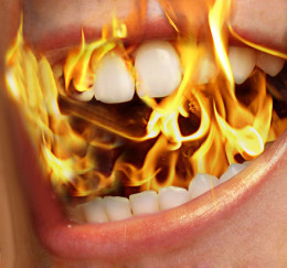 Mouth Burning Chilli