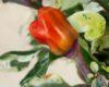 Scarlett Variegated Chilli Seeds