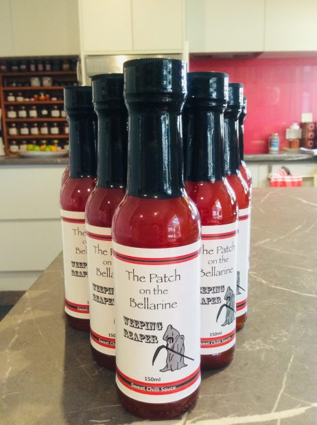 Chilli Sauce - Weeping Reaper